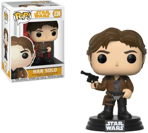 Funko 26974 Pop Star Wars Solo Han solo figurine en vinyle Coffret Jouet