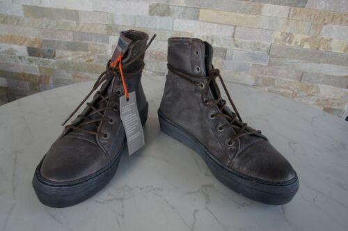 Booties Napapijri Neu Ehemuvp185€ 40 Graubraun Schnürschuhe Stiefeletten Schuhe wxx6IFvq