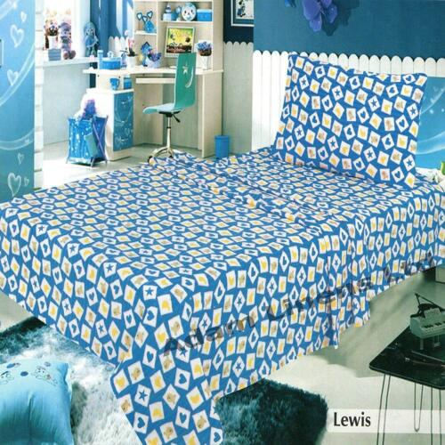 Luxury 100/% Brushed Cotton Printed Thermal Flannelette Baby Cot Toddler