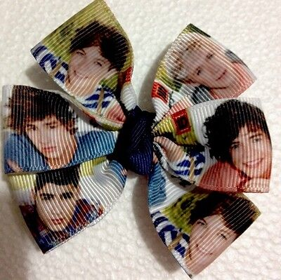 "machine Washable /""New/"" One Direction Ribbon  3 Inches Magic Hairbow"