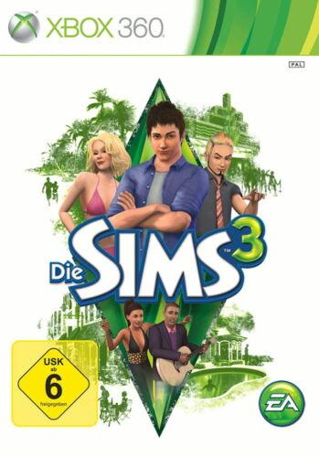 1 von 1 - Die Sims 3 - Microsoft Xbox 360, Spiel, Game, Gaming