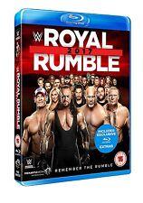 WWE Royal Rumble 2017 [Blu-ray] *NEU* Goldberg, Brock Lesnar, Undertaker, Cena