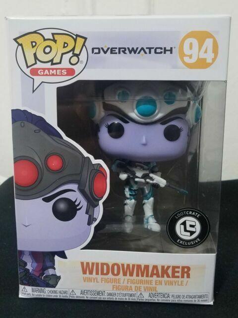 Funko Pop Vinyl Figure Overwatch Widowmaker