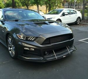 Image Is Loading 2017 2016 Ford Mustang Roush Carbon Fiber