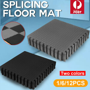 6-12PCS-x-Interlocking-Heavy-Duty-EVA-Foam-Gym-Flooring-Floor-Mat-Mats-Tiles