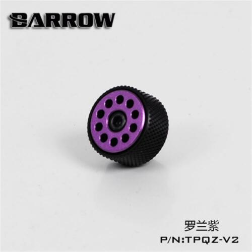 """Barrow G1//4/"""" Manual//Automatic Pressure Relief Valve Fitting TPQZ-V2 Black Ring"""
