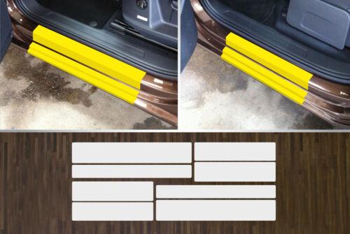 Barniz lámina de protección transparente asideros puertas VW Touran 3 a partir de 2015