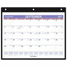 At A Glance 2021 2022 Erasable Academic Monthly Desk Wall Calendar Small 11 X 8