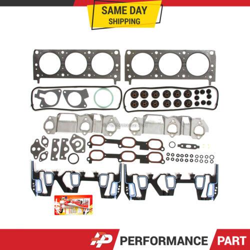 Head Gasket Set for 99-03 Pontiac Buick Chevrolet Lumina Oldsmobile V6 3.4L OHV