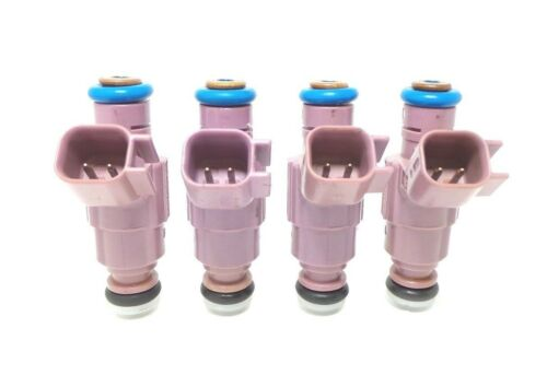 Genuine Bosch Fuel Injectors For 03 Dodge Neon Chrysler PT Cruiser 2.4L Turbo