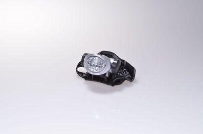 Temperato 10 Led Lampada Frontale Testa Lampada Semaforo Elmetto Torcia 3 Funzioni- Prestazioni Affidabili
