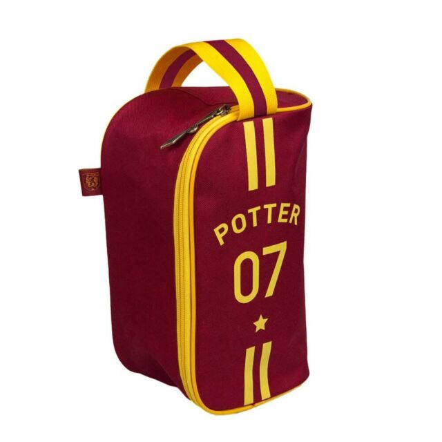 Official Harry Potter Quidditch Wash Cosmetics Toiletries Travel Bag