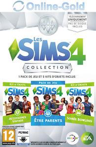Les-Sims-4-Etre-parents-Accessoires-Vintage-Soiree-Bowling-EA-Origin-PC-FR