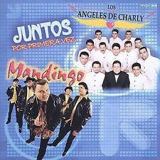 Mandingo, Angeles De Charly: Juntos Por Primera Vez  Audio CD