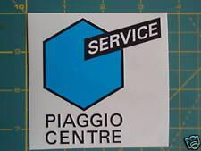 VESPA PIAGGIO WHITE FADE SCRIPT STICKER GS,PX,GL,LML