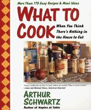 What To Cook When You Think There's Nothing in the House To Eat: More Than 175..