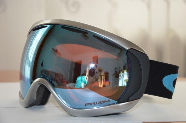 c2ba85a40955 Oakley Canopy Aksel Lund DIGI CAMO Prizm Sapphire OO7047-46 Ski Goggles