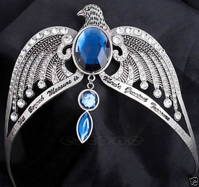 Fine Harry Potter/Deathly Hallows prom Ravenclaw Lost Diadem Tiara Crown Horcrux