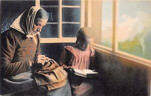 DRESDEN-GERMANY-PEASANTRY-TYPEN-WOMAN-YOUNG-GIRL-CARL-SCHMIDT-POSTCARD-1903