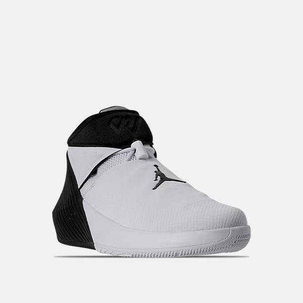 AIR JORDAN WHY NOT ZERO.I WHITE / BLACK BASKETBALL SHOE MEN'S SELECT YOUR SIZE