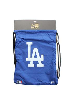 Nett New Era Mlb Gym Sack La Dodgers Royalblau