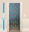Christmas-amp-Winter-Party-Supplies-Swirls-Honeycomb-Scene-Setters-Snowman-Strings miniatuur 16