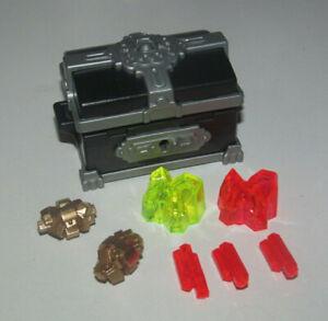Playmobil-Accessoire-Decor-Chevalier-Caisse-Boite-Coffre-Fort-Tresor-NEW