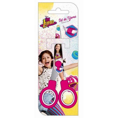 Soy Luna Schere Kinderschere Bastelschere Lernschere Schule Disney Schulmaterial