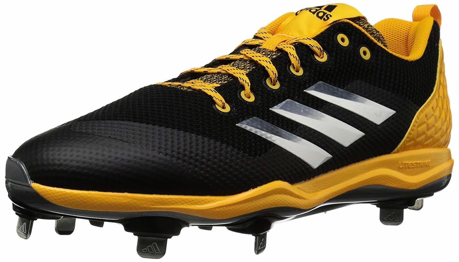Adidas Originals Men's PowerAlley 5 Baseball shoes - Choose SZ color