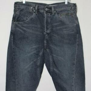 bf8ba0d725 Levi's Engineered Jeans 33 x 32 LEJ Twisted Cinch Buckle Dark ...