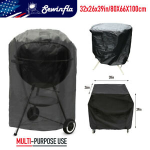 32x26x39in-80X66X100cm-Barbecue-BBQ-Grill-Cover-Outdoor-Waterproof-Prevention