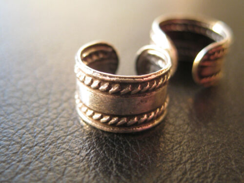 OR 717 Ohrklemmen Silber 925er keltisches Motiv Ohrringe