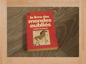 Livre-Book-Le-livre-des-mondes-oublies-de-Robert-Charroux-Francais-French