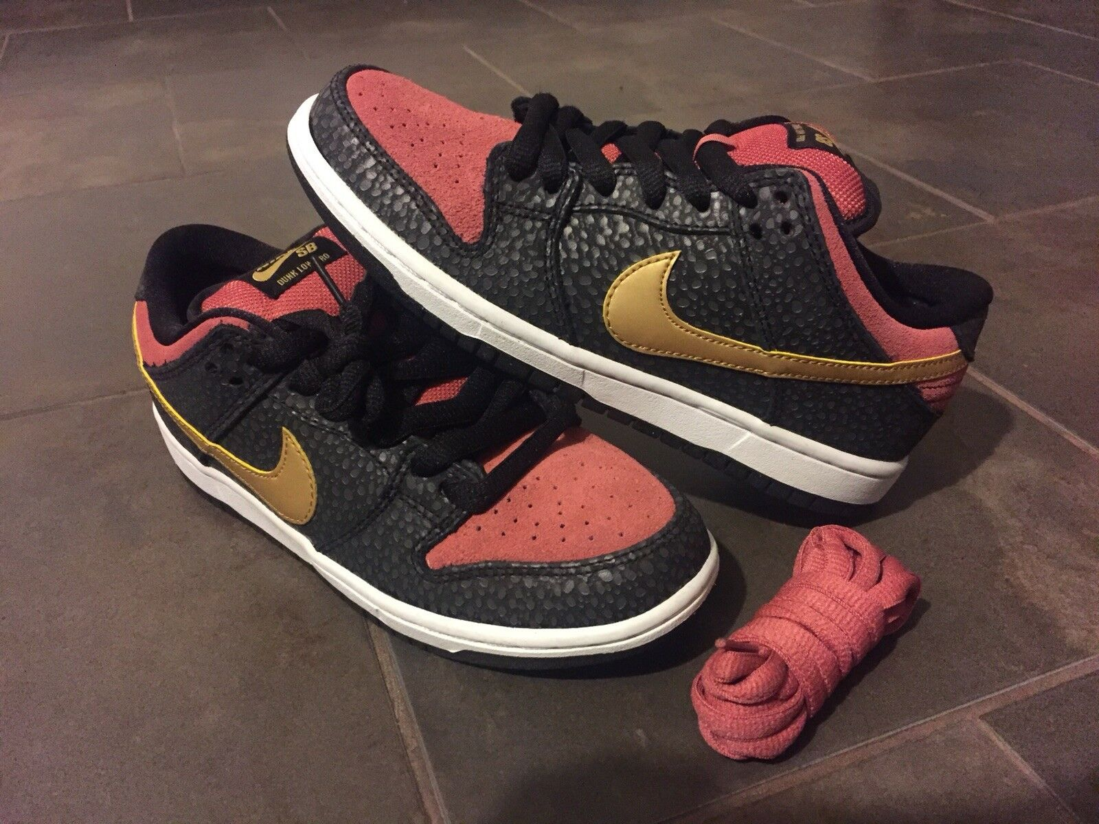 SZ. 5.5 Nike SB Brooklyn Projects Walk Of Fame Dunk Low QS Limited edition Rare