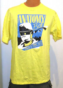 vtg-1990-UMC-ANATOMY-BALL-t-shirt-XL-90s-Mississippi-Medical-Center-funny-rare