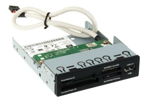 1 of 1 - HP CR504U2 MEDIA CARD READER 9IN1 432548-001