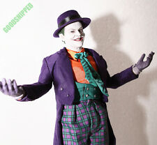 HOT TOYS OFFICAL DC COMICS DX-08 1989 BATMAN JOKER JACK NICHOLSON 1/6 MISB RARE