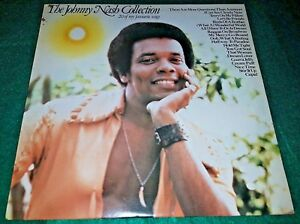 Johnny Nash The Johnny Nash Collection 20 Of My Favourite Songs Epc 10008 Ebay