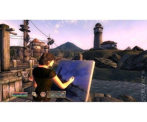 The Elder Scrolls IV OBLIVION , Xbox 360