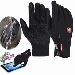 Winter-Warm-Winddicht-Wasserdicht-Touchscreen-Full-Finger-Handschuh-Fahrrad-Handschuhe
