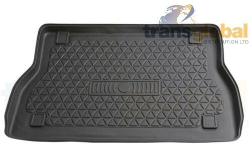 Rubber Boot Mat Load Line Protector for Land Rover Freelander 1 3 Door Bearmach