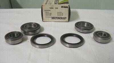 Honda Quintet 1981-1983 Rear Wheel Bearing Kit Pair