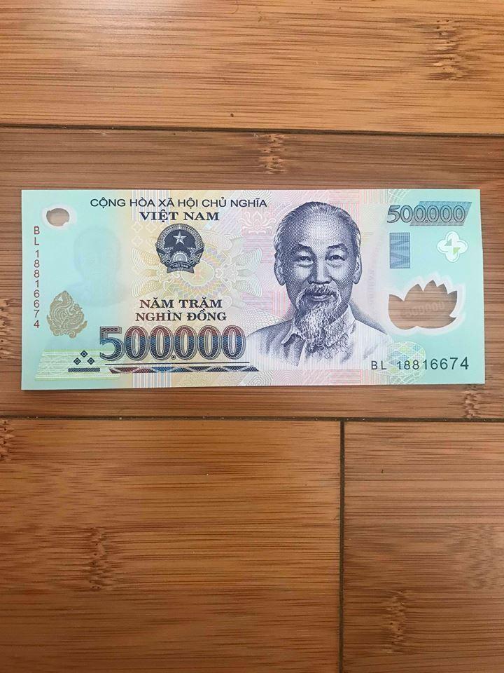 Vietnam Money 10 PC Bundle 500 Vietnamese Dong Each
