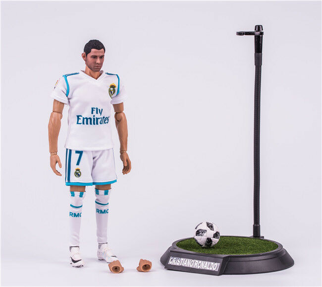 Hot   Cristiano Ronaldo 1 6 Action Figure New 30CM