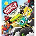 Monster Trucks: The Big Race by Jon Hinton (Paperback, 2014)