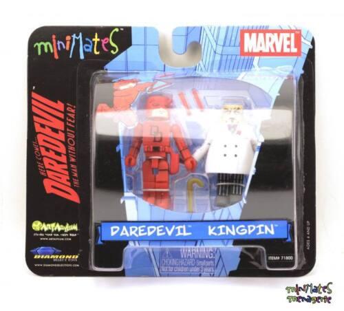 Marvel Minimates Series 1 Daredevil /& Kingpin