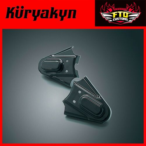 Kuryakyn Chrome Phantom Covers for H-D Softails 8202