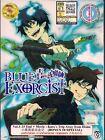 Blue Exorcist Vol. 1-25 end + Bonus Movie & 10 Special Japan Anime DVD Region 0