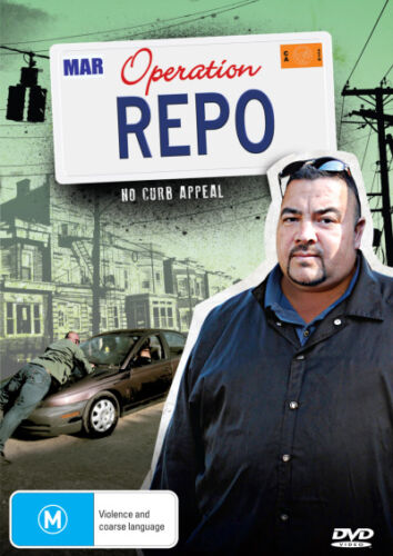 1 of 1 - Operation Repo - No Curb Appeal (DVD, 2012)