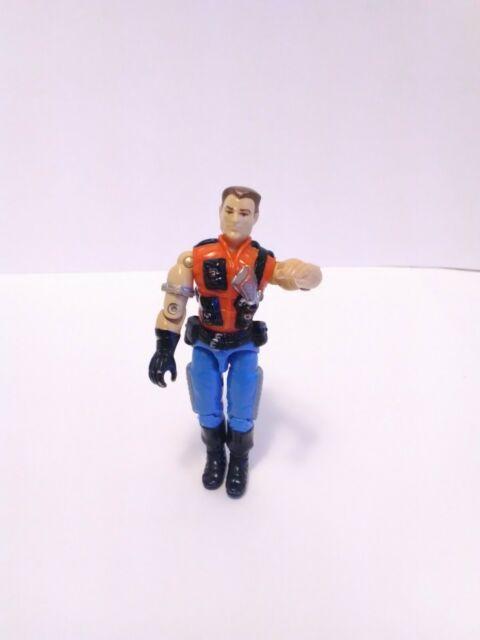 1987 Hasbro GI Joe Mercer Action Figure